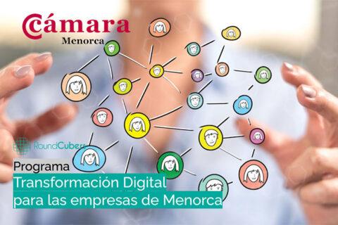 Transformación digital para las empresas de Menorca