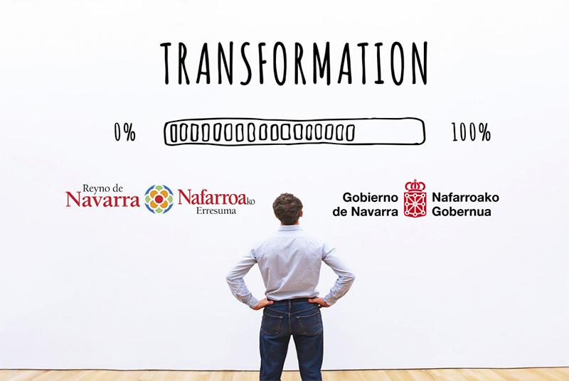 Plan de Transformación Digital Navarra